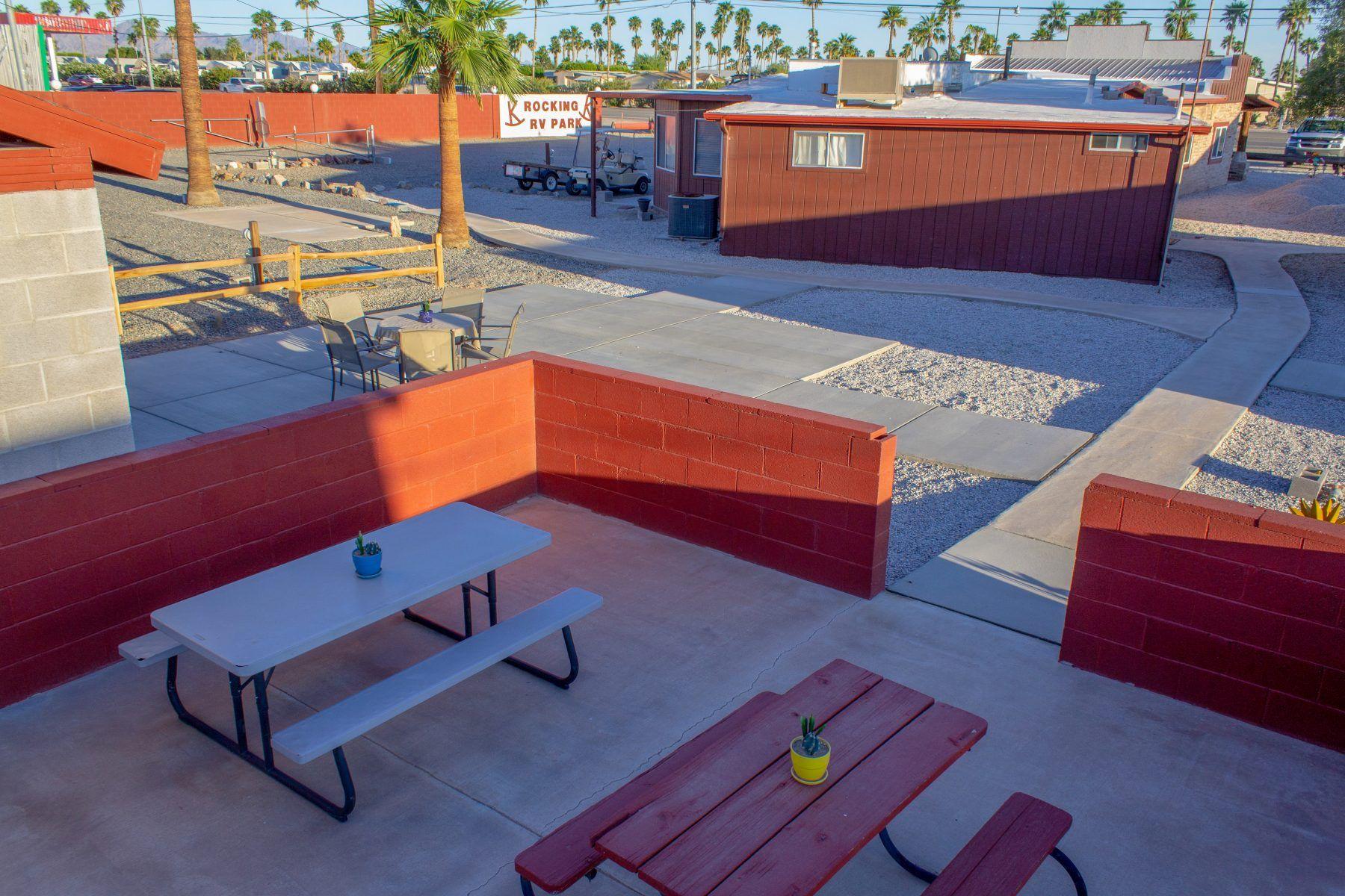 Visit Rocking K RV Park, Yuma, AZ