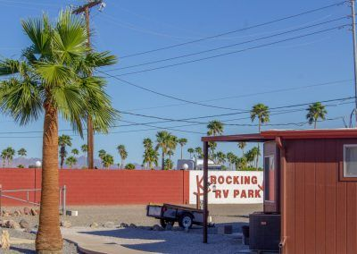 Rocking K RV Park, Yuma Arizona
